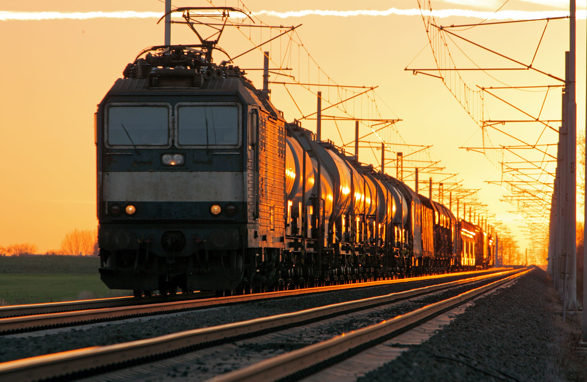 Noise and Vibration Consulting for Rail