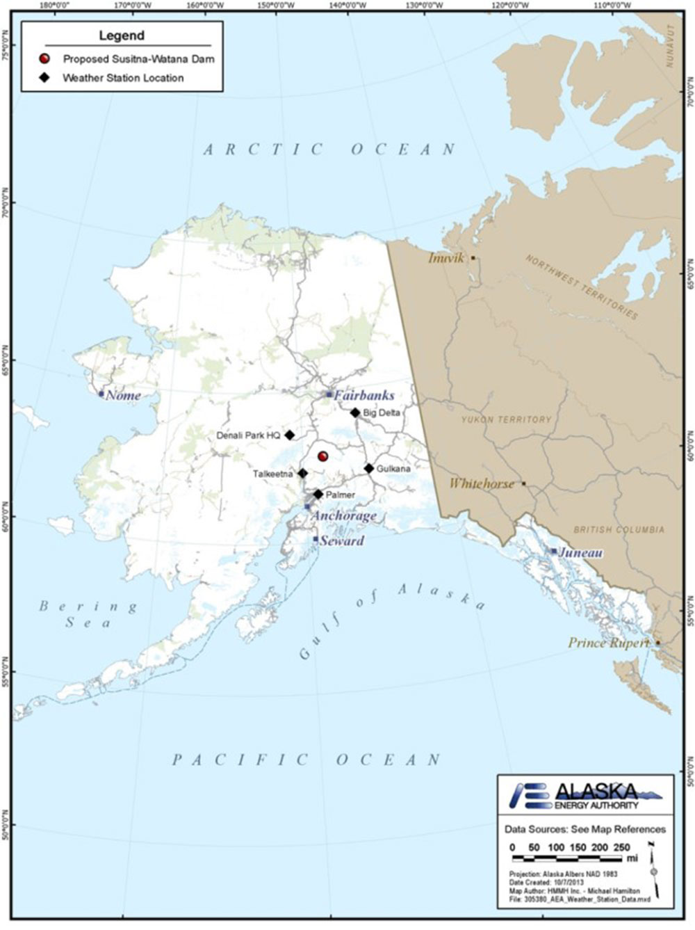 Susitna-Watana Hydroelectric Project