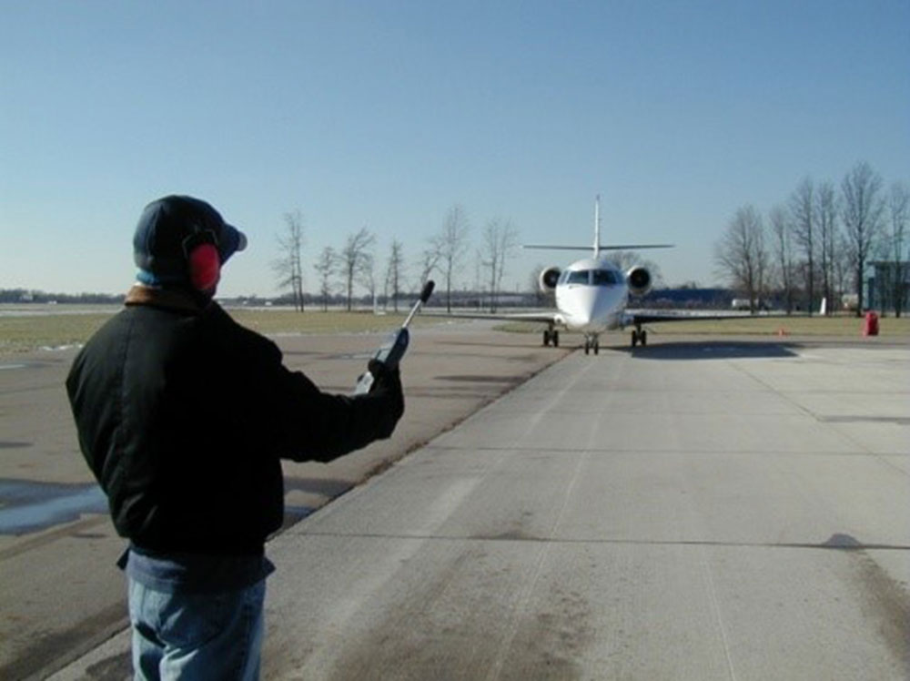 Ground Noise Projects, Port Columbus International Airport