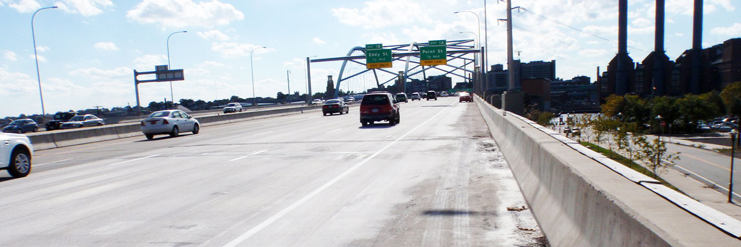 RIDOT I-195 On-Board Sound Intensity Measurements