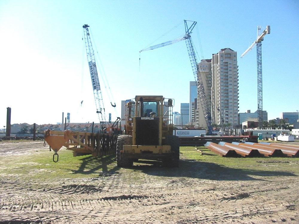 Shipyards Redevelopment Project