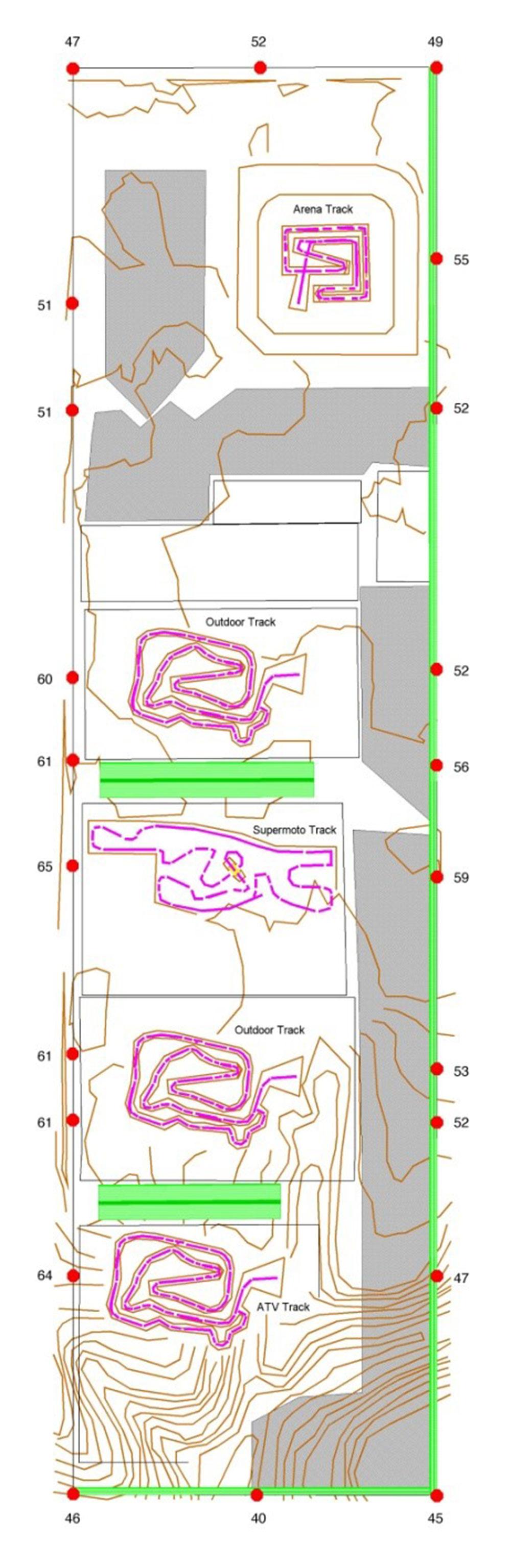 California Motocross Park Noise Analysis