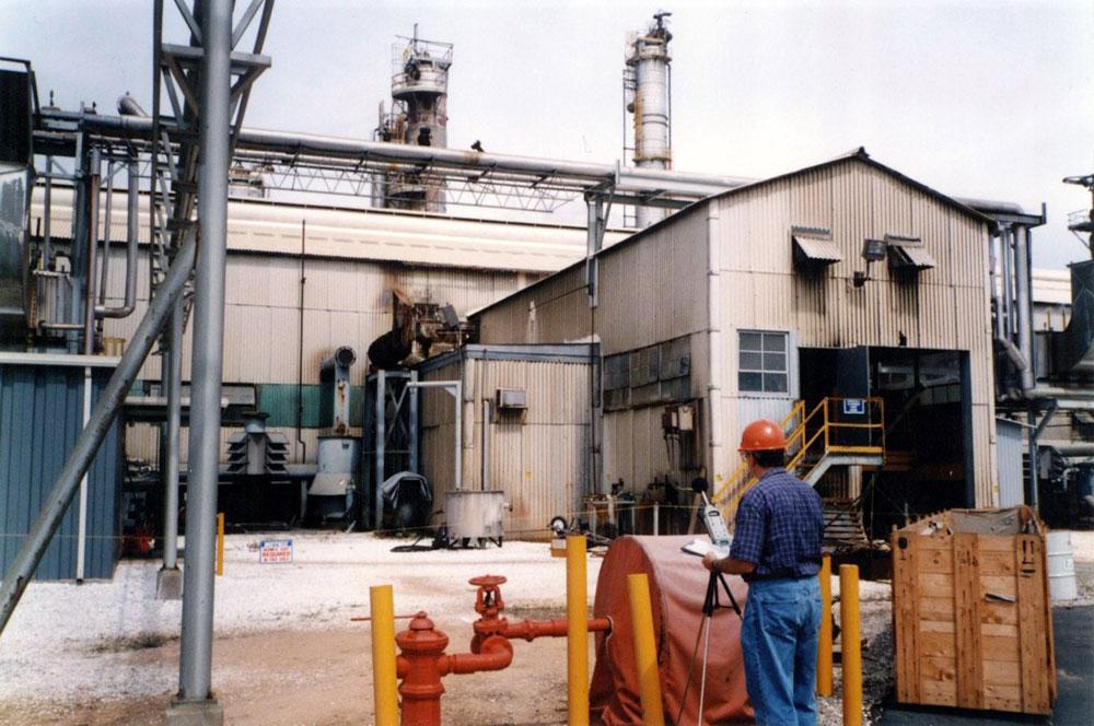 Chemical Plant Noise Study