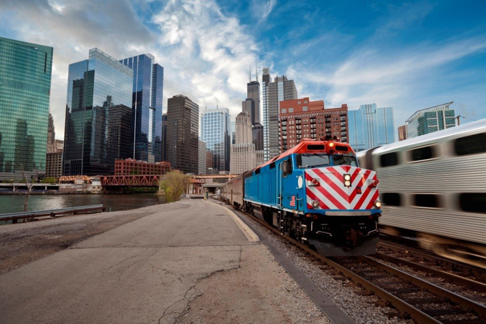Noise and Vibration Consulting, Chicago Metra Commuter Rail Extensions