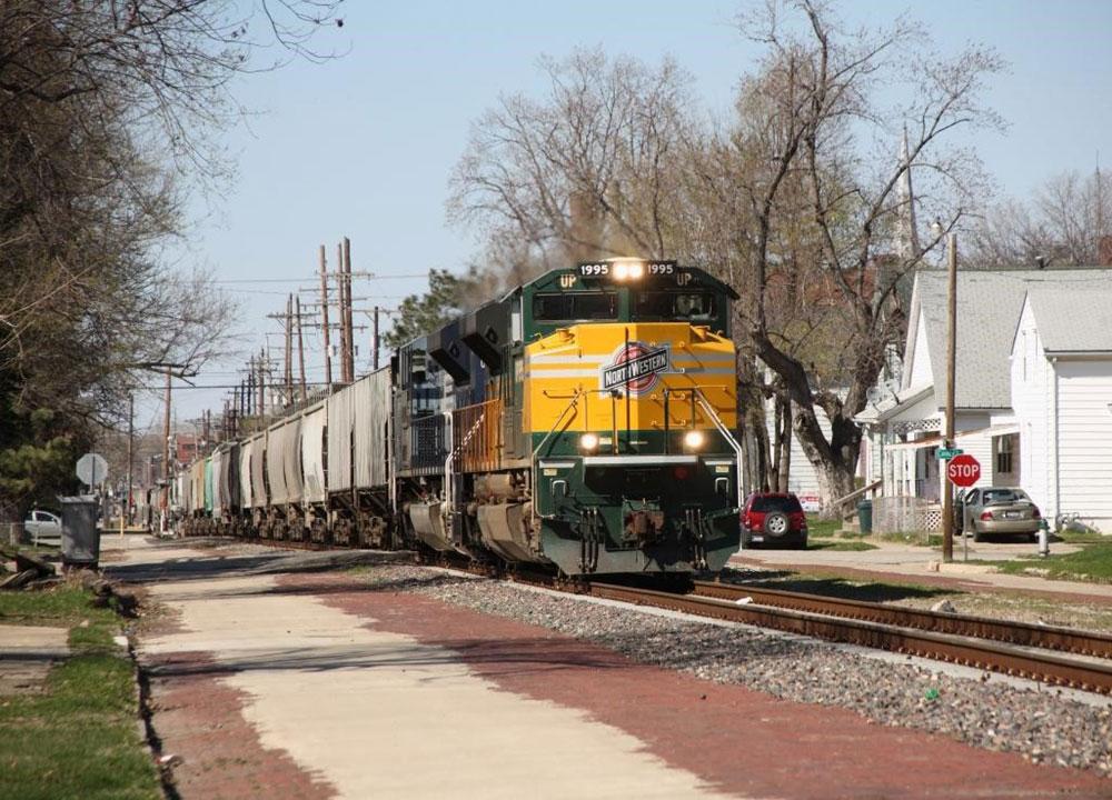 Springfield, Illinois Railroad Consolidation Study EIS
