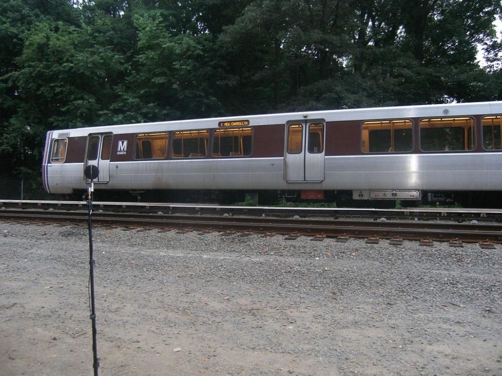 Dulles Corridor Metrorail Project Design