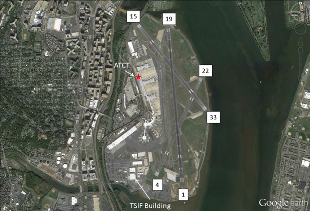 Solar and Wind Feasibility Study, Reagan National Airport