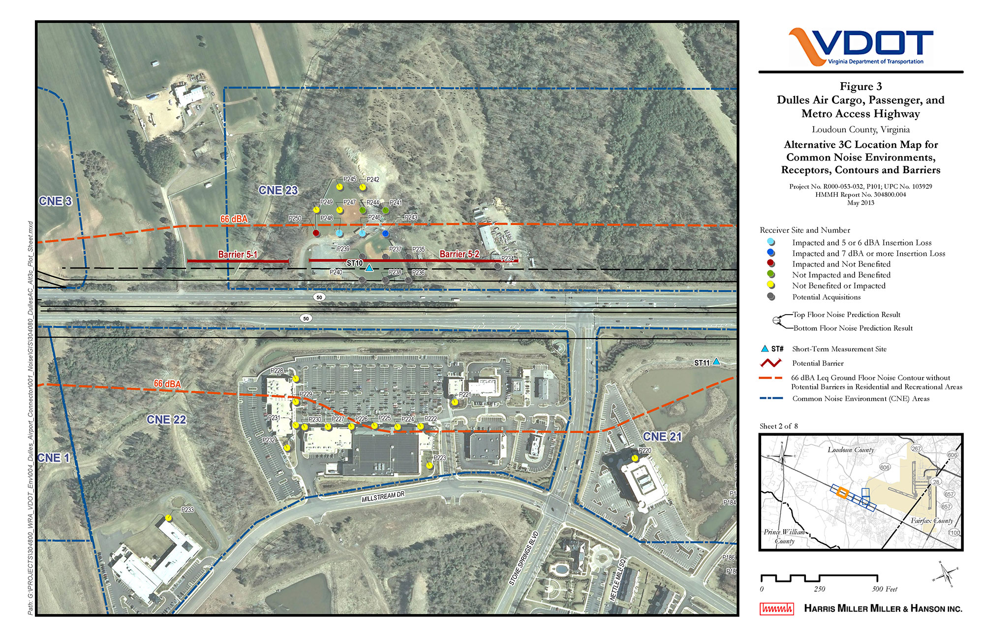 Dulles Airport Air Cargo Connector Environmental Assessment