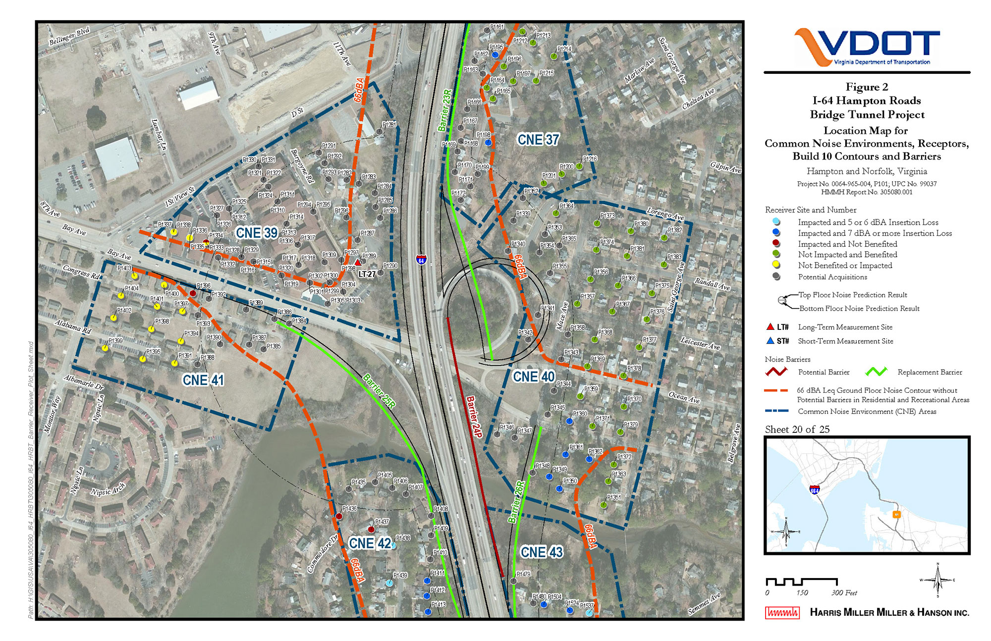 VDOT I-64 Hampton Roads Bridge-Tunnel Study